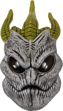 Doctor Who Silurian Mask