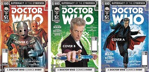 Doctor Who: Supremacy of the Cybermen, Issue 5