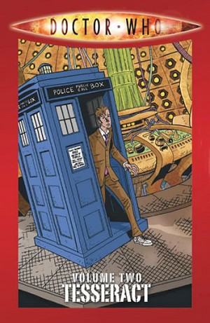 Doctor Who, Volume 1.2: Tesseract