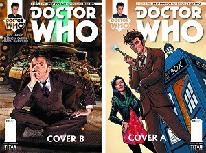 Doctor Who Comic: Tenth Doctor, Year 2, Issue 08