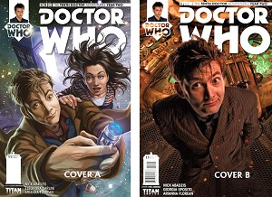 Doctor Who Comic: Tenth Doctor, Year 2, Issue 11