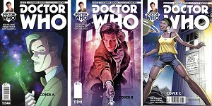 Doctor Who Comic: Eleventh Doctor, Year 2, Issue 10