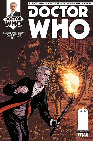 Doctor Who Comic: Twelfth Doctor, Issue 03