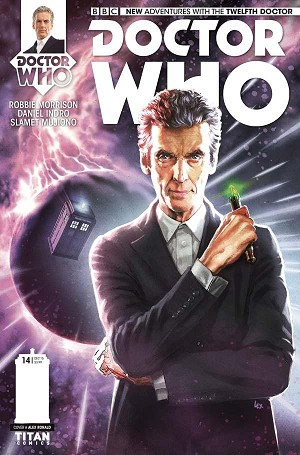 Doctor Who Comic: Twelfth Doctor, Issue 14