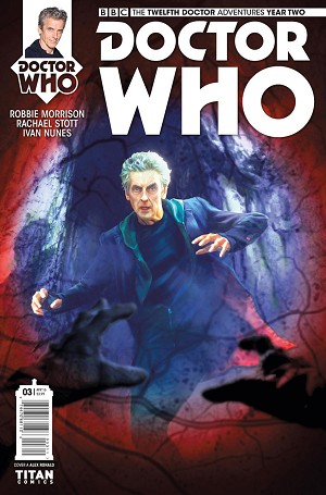 Doctor Who Comic: Twelfth Doctor, Year 2, Issue 03