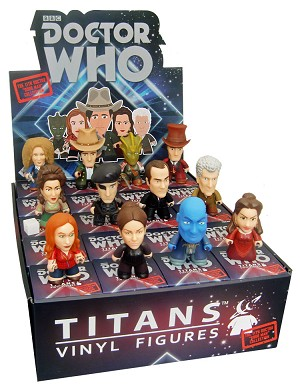 Titans Doctor Who Vinyl Figure, Good Man Collection