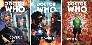 Doctor Who Comic: Twelfth Doctor, Ghost Stories, Issue 3