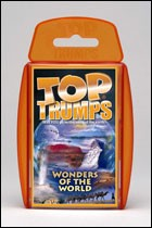 Top Trumps: Natural Wonders of the World