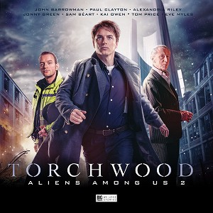 Torchwood: Aliens Among Us, Set 2